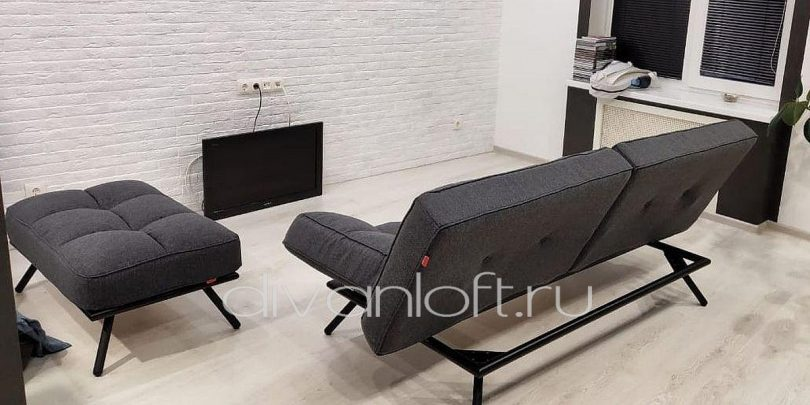 Кио диван и пуф